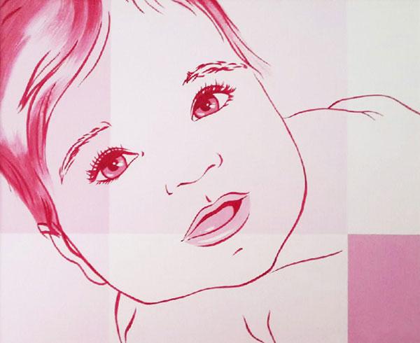 Illustration enfantine - Tableau