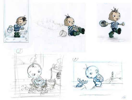 Illustration enfantine (Recherche)
